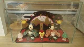 Mickey & Minnie Kimono Collectibles