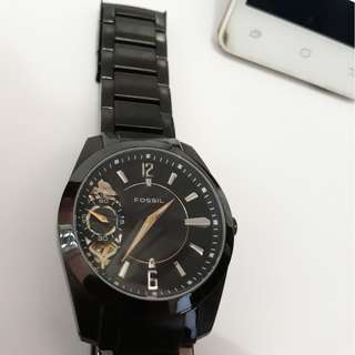 Fossil Mens Twist Watch ME1001 Automatic Watch