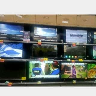 LED TV berbagai merk bisa di cicil proses 3 menit