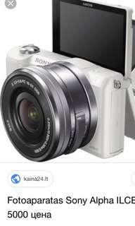 Sony a5000相機