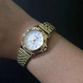 Cardinal Watch Gold plated