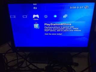 PS3 FOR SALE FAT VERSION - Negotiable :)