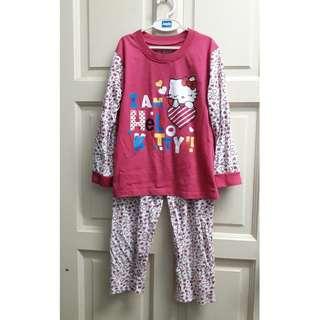 Hello Kitty Pyjamas 7y
