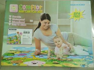 2 sided Comflor baby care play mat