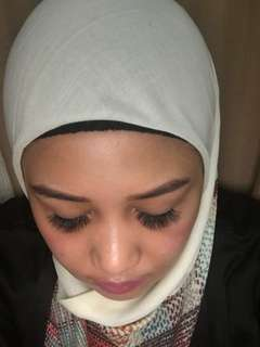 PROMO 5D Eyelashes extensions