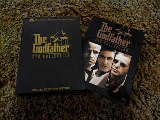 The Godfather DVD Collection - Special Edition