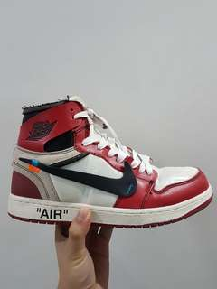 Nike x OFF WHITE AJ1 8 5