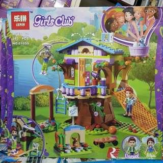 Lepin 01059 Mia's Treehouse