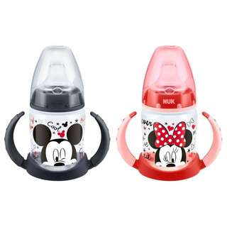 Nuk learning cup mickey/minnie