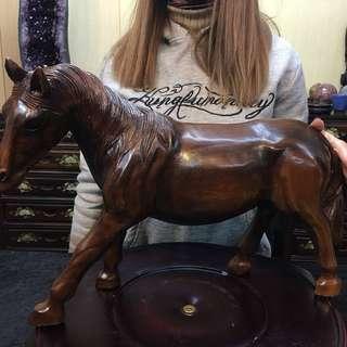 駿馬奔騰 馬到成功 一馬當先 雕刻藝品 開運風水 擺飾