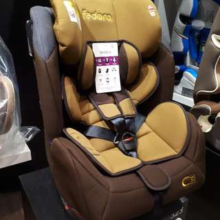 Fedora C3 Brown Car Seats Korea