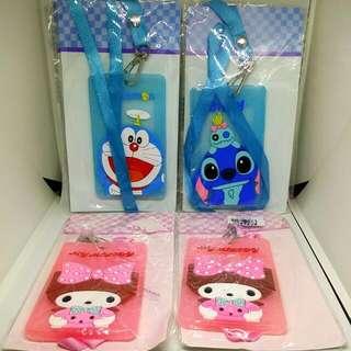 Kids Character Card Holder