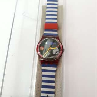 Original Swatch Fritto Misto GR114 New With Box And Paper