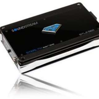 Car Amplifier. Soundstream stealth STL 2 560