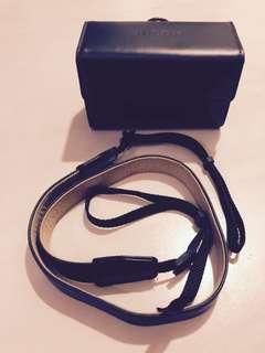 Ricoh 皮相機袋