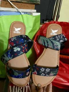 Brand New Floral Sandals