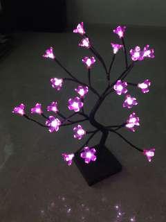 全新日本直送LED櫻花燈
