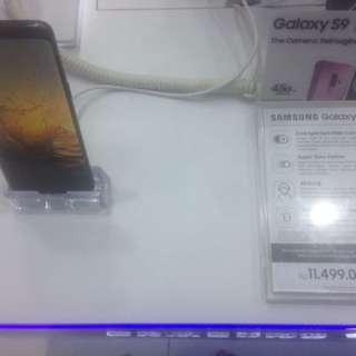 Samsung Galaxy S9 Hanya 3 Menit
