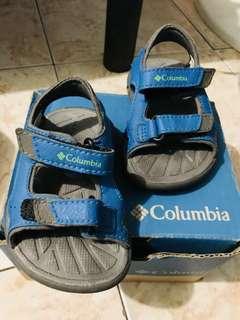 Columbia toddler techsun
