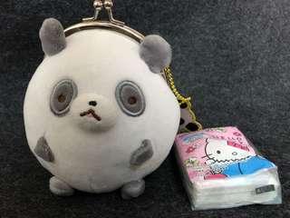 熊貓散錢包 日本景品