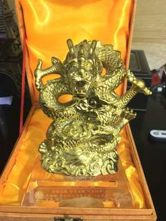 Golden Dragon Antique