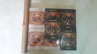 [READYSTOCK] WANNA ONE I PROMISE YOU