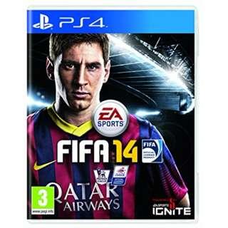 FIFA 14 (PS4 Edition)
