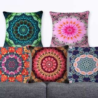 PREORDER Mandala Cushion Covers
