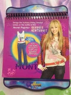 Hannah Montana: Design her outfit playset