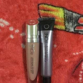 Paket: Lip Matte & Concealer - MURAH
