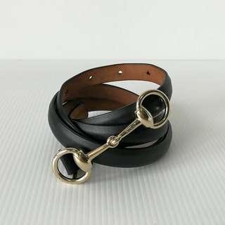 Authentic Gucci Waist Belt