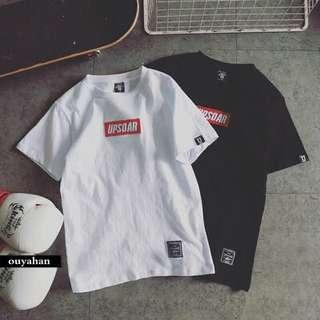 UPSOAR tshirt (white)