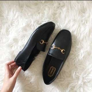 Gucci inspired shoe
