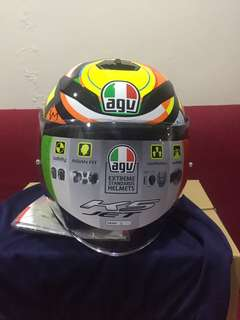 AGV Helmet: K5 Jet Elements. L size. Asian Fit. Brand New with tag and box