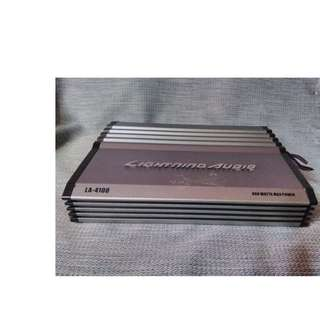 LIGHTING AUDIO AMPLIFIER LA-4100