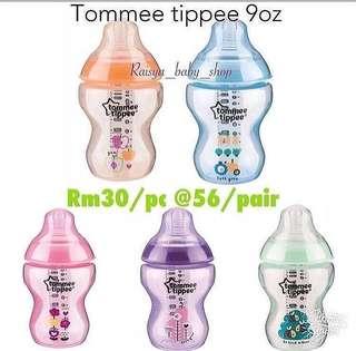 Tommee Tippee Bottles 9oz