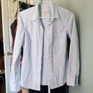 Talula Classic Fit Button Up Shirt