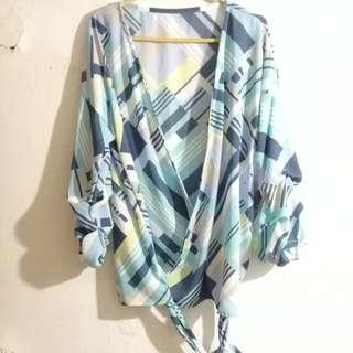 Outer kimono / cardigan