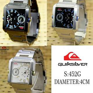 Quik Silver Watch