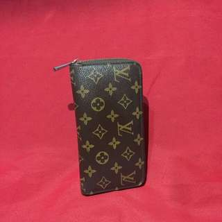 Louis Vuitton Long Zippy Wallet