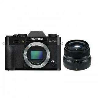 Fujifilm X-T10 Kit 35mm