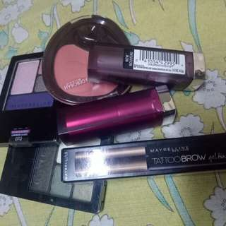 Bundle Authentic Make Up