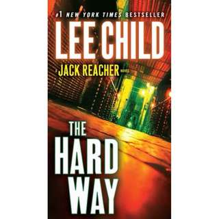 [eBook] The Hard Way - Lee Child