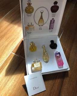 Parfume Dior mini