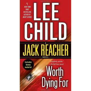 [eBook] Worth Dying For - Lee Child