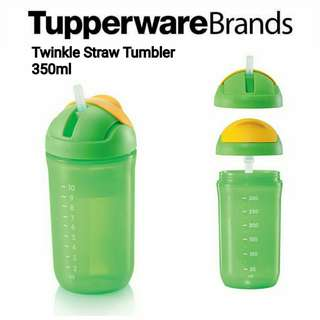 Tupperware Straw Tumbler