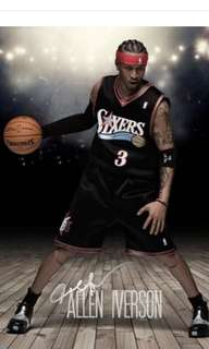 Enterbay Iverson brand new not hottoys