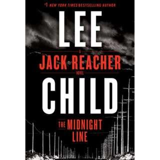 [eBook] The Midnight Line - Lee Child