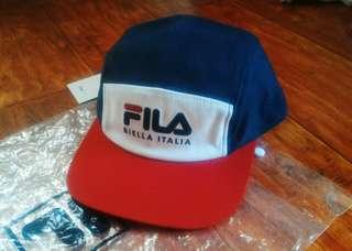 Fila (Heritage) 5 panel cap for sale