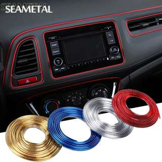 5M Car Interior Moulding Strips Decoration